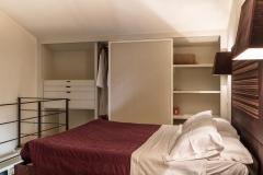 stanza da letto particolare